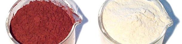 Fracción celular deshidratada y globina descolorida