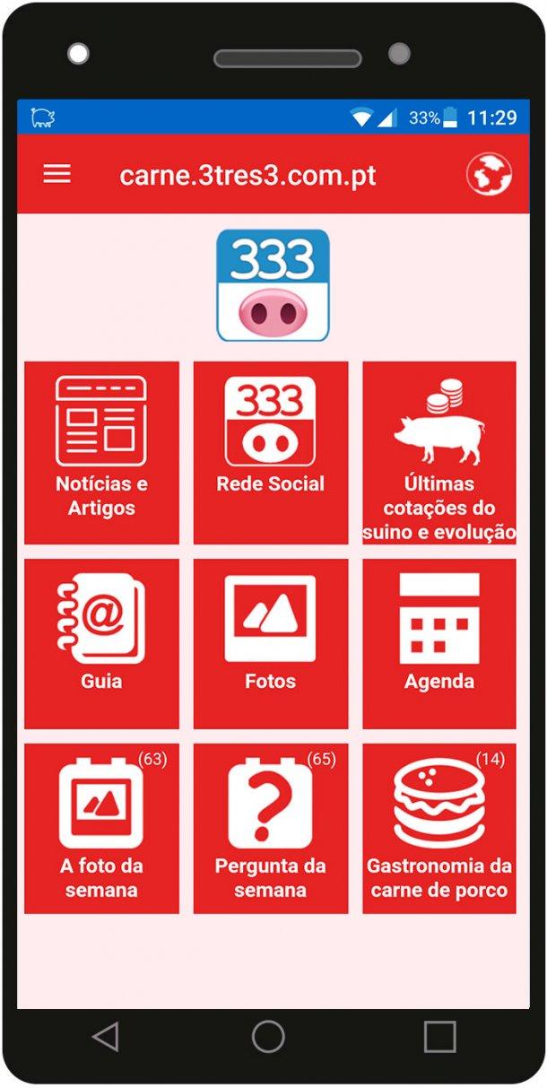 La App de 3tres3